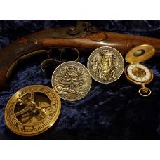 Coin 4 Piratemania 11 (2018) £12.50