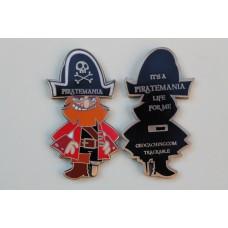 Coin 2 Piratemania  8 (2015) £8 Plus £1.50p+p