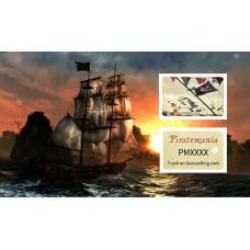 Piratemania 11 Tags  2018 GC7FWD6