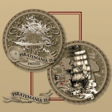 Coin 4 Piratemania 11 (2018) £12.50 EVENT COLLECTION ONLY
